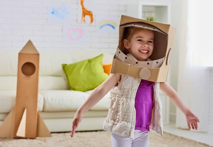 تفکر خلاق در کودکان - نکات