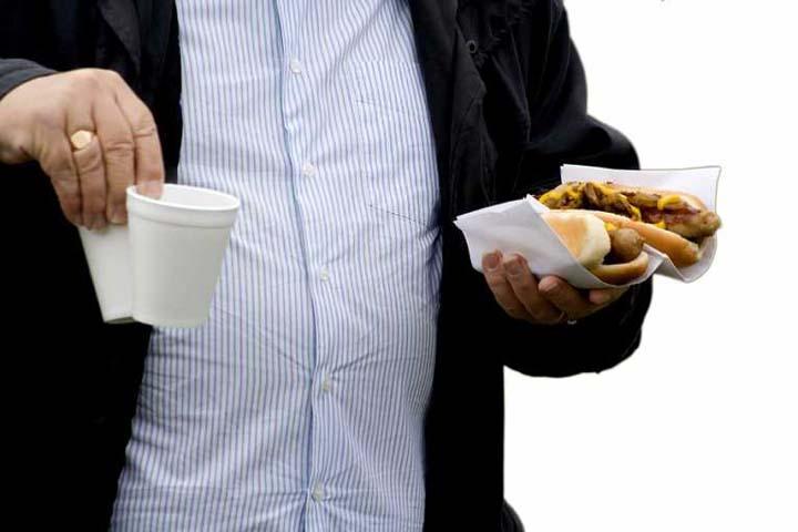 تنظیم استرس و کاهش وزن