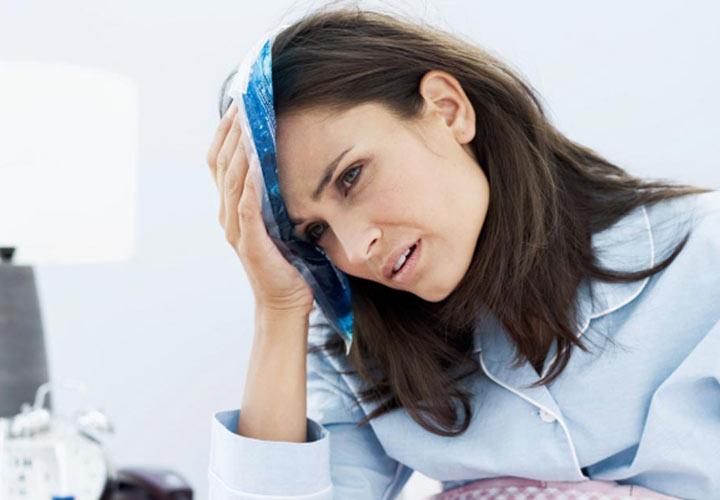 سردرد - آنفولانزا
