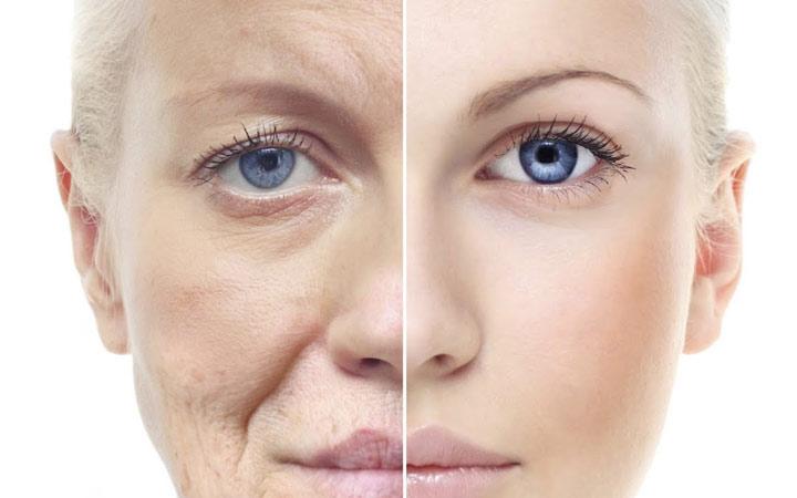 خواص زنجبیل برای پوست - جوانسازی پوست