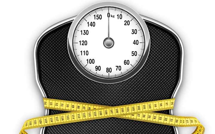 خواص بادام - کاهش وزن