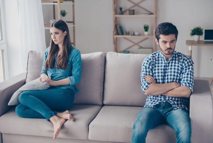 سکوت زنگ خطر برای به پایان رسیدن یک رابطه است