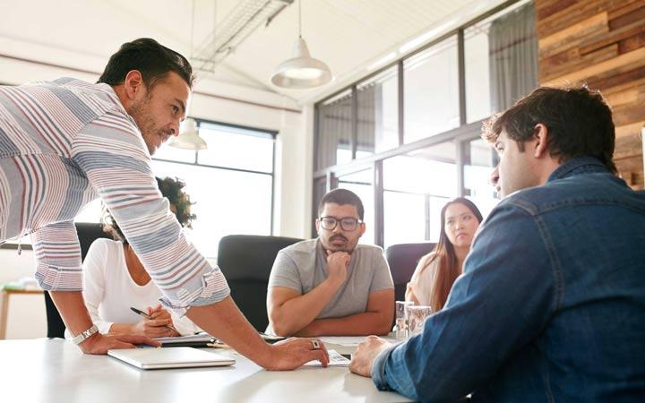 هرم مدیریت - مدیران سطح اول