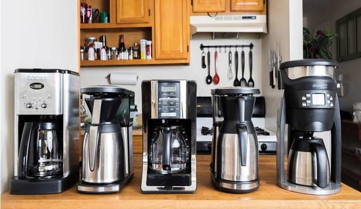 قهوه ساز هرروز تمیز شود