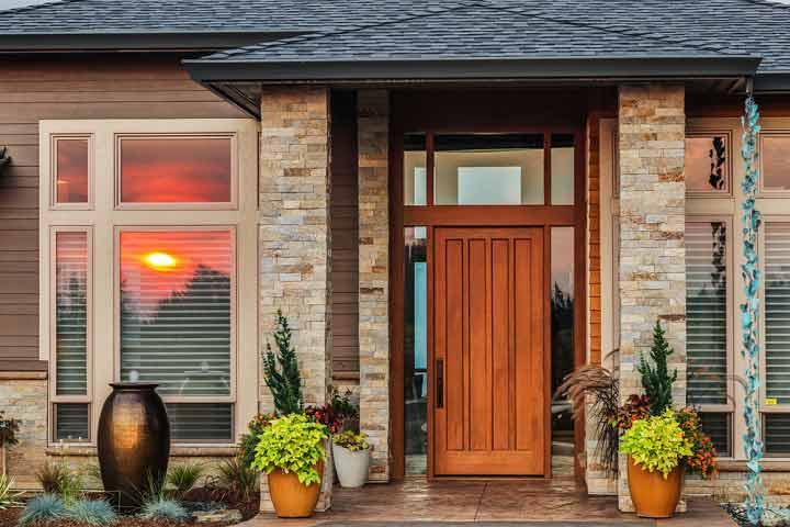 فنگ شویی ثروت - درب ورودی خانه