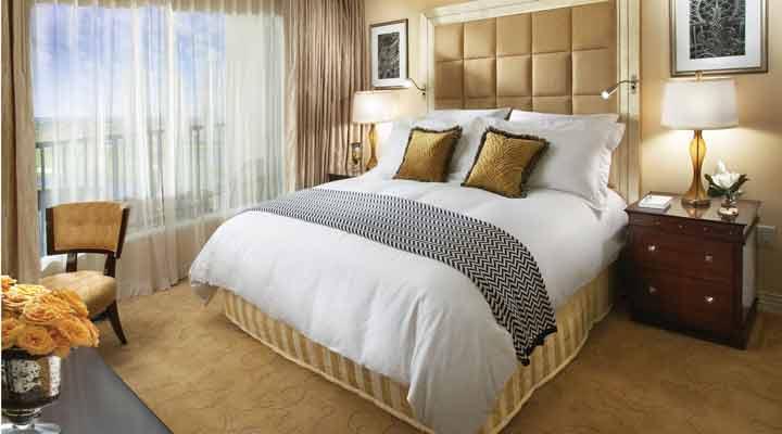 لایهبندی با رنگها - تزیین اتاق خواب با وسایل ساده