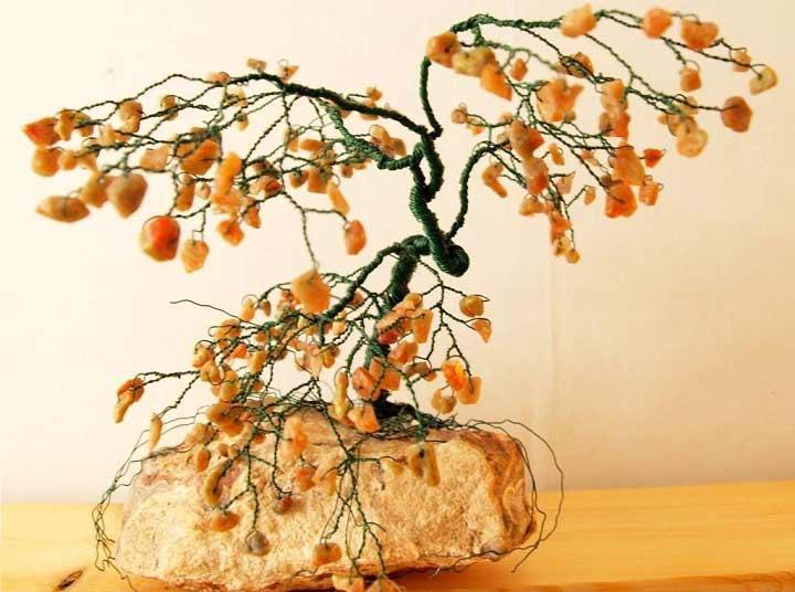 فنگ شویی ثروت - استفاده از درخت جواهر