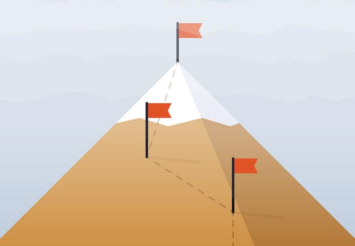 مدیر فروش موفق - تعیین اهداف