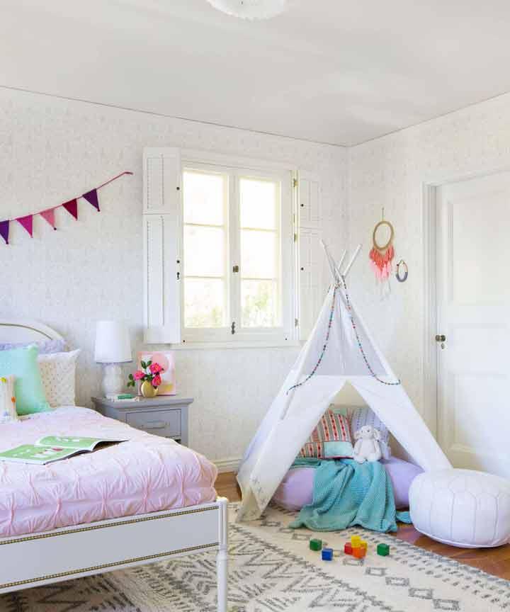 انحصارسازی - تزیین اتاق خواب با وسایل ساده
