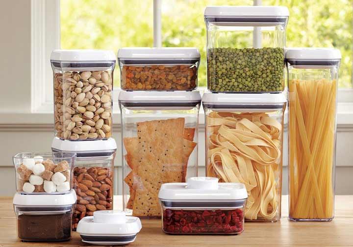 فنگ شویی ثروت - ظروف غذا را پر نگه دارید
