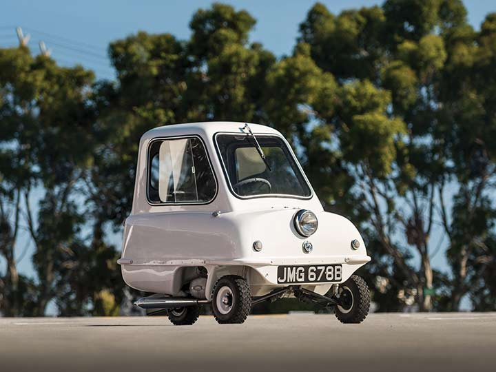 ماشین های خاص - پیل 1965