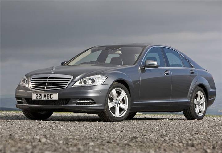 گران ترین ماشین ایران - نسل پنجم اس کلاس