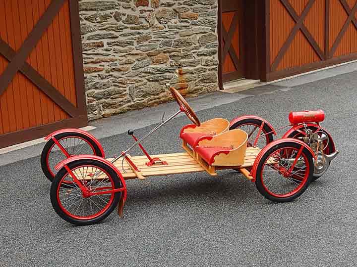 ماشین های خاص - ارزانترین اسمیت فلایر