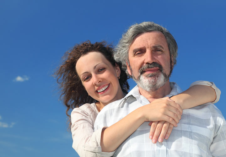 ازدواج مجدد - اختلاف سنی در ازدواج
