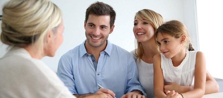 هنگام مذاکره در خانواده نرم و مهربان باشید