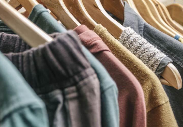 مدگرایی- پاکسازی کمد لباسها