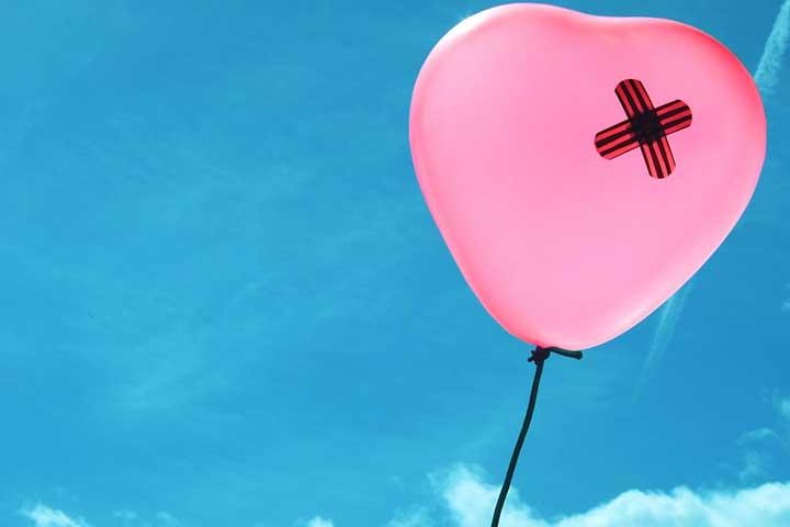 درمان قلب شکسته و دردهای قدیمی