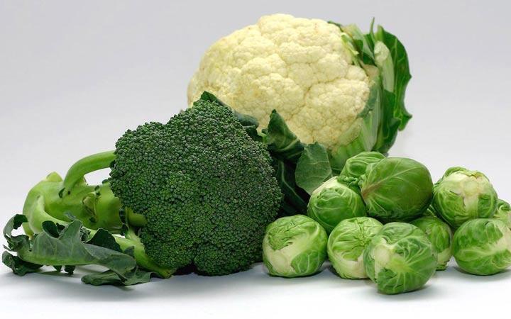 سبزیجان صلیبی برای کبد عالی هستند