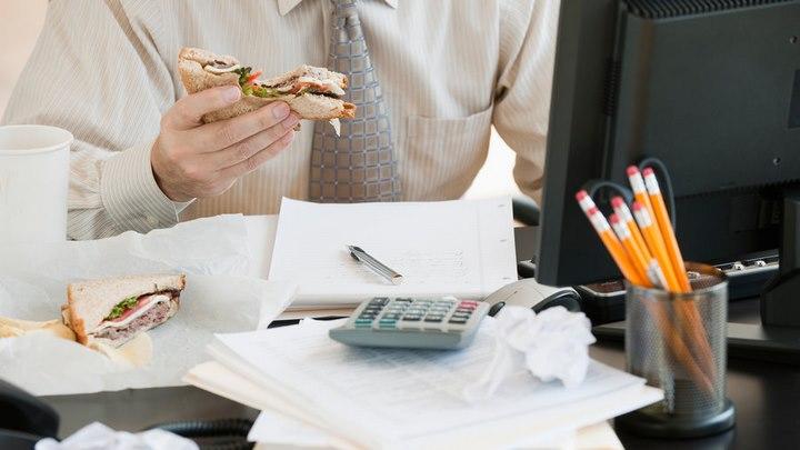 ناهار در سر کار - پس انداز پول