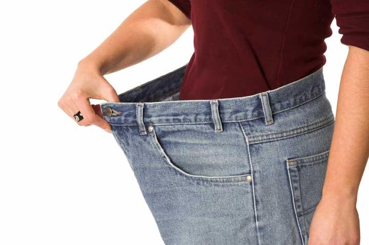 آرام غذا خوردن وزن کم کردن