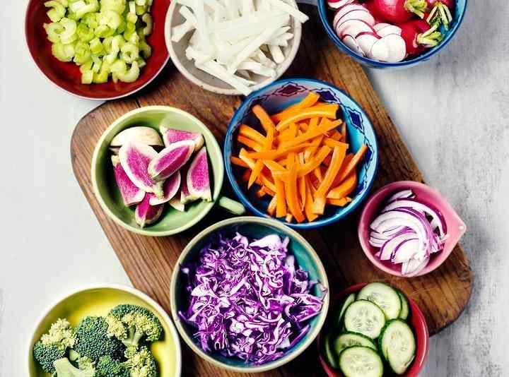 مواد غذایی حاوی کالری منفی