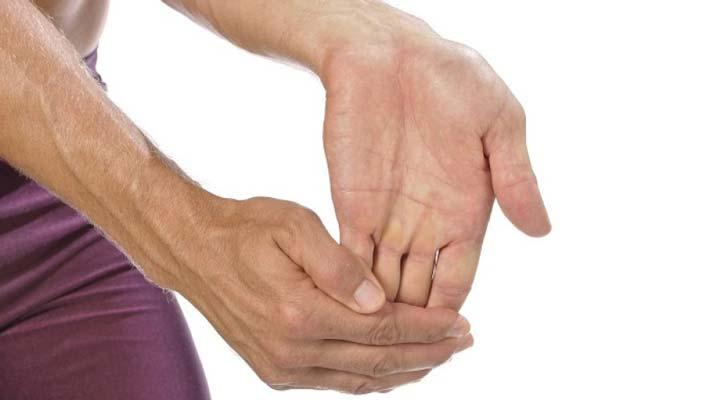 تقویت مچ دست - کششی