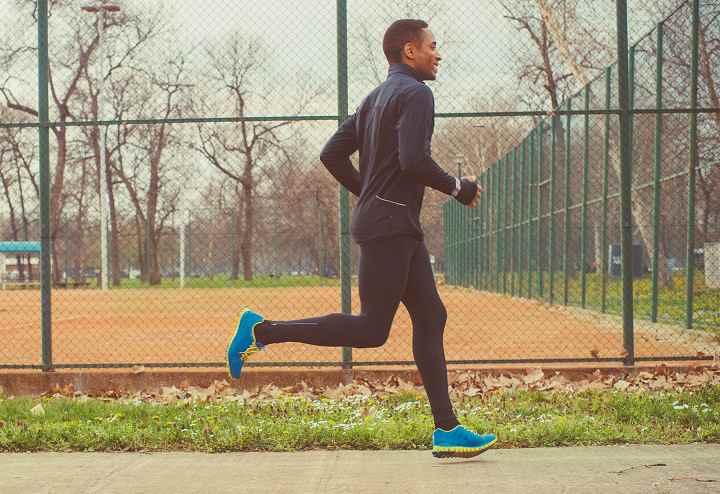 لاغری با دویدن بدست می آید
