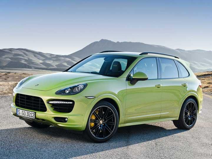 گران ترین ماشین ایران - پورشه