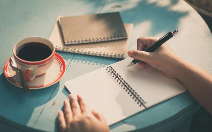 برای بهتر نوشتن از یک الگو پیروی کنید - مهارت نوشتن