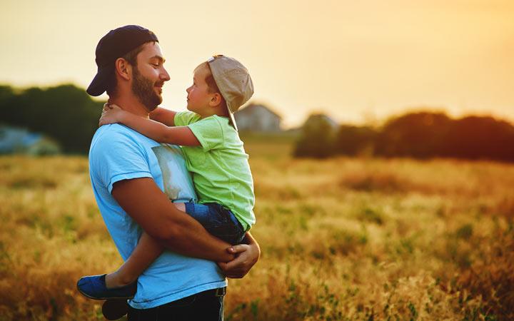 نقش پدر در تربیت فرزند - پدران چه نقشی در تربیت فرزند دارند؟
