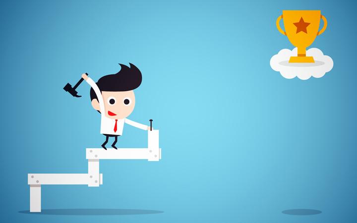 طرز فکر افراد موفق - چشمانداز بلندمدت داشته باشید
