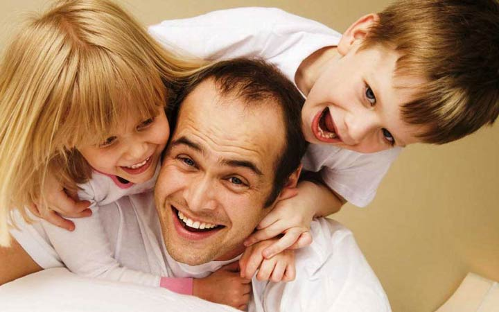 نقش پدر در تربیت فرزند - تقاوت رابطهی پدر و پسر با رابطهی پدر و دختر