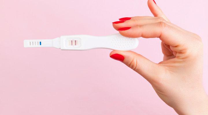 راهنمای هفته به هفته بارداری، تست بارداری