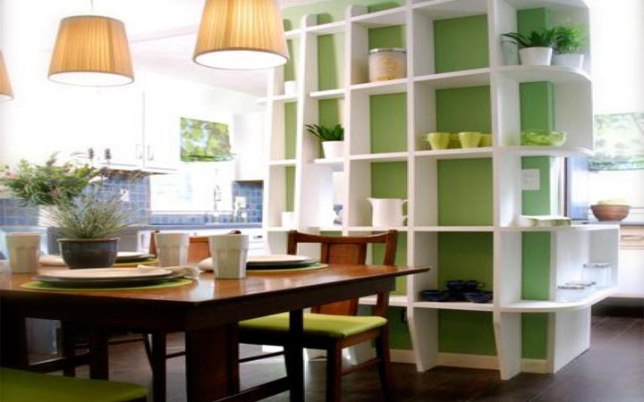 دکوراسیون خانه های کوچک - آشپزخانه