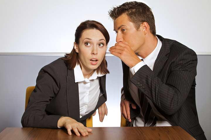 شخصیتهای دردسرساز در محیط کار - سخنچین