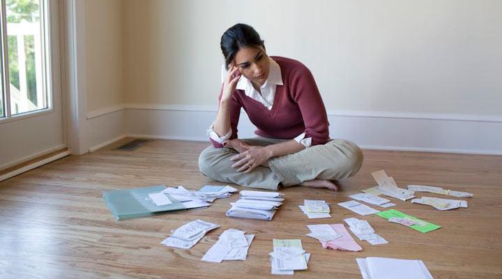 استرس مالی - موارد نیازمند تغییر را شناسایی کنید
