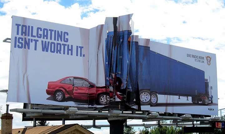 بیلبورد تبلیغاتی- پیامتان را نشان بدهید