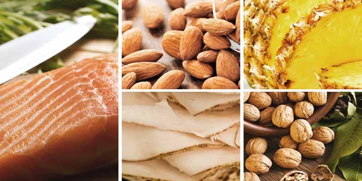 سروتونین و رژیم غذایی