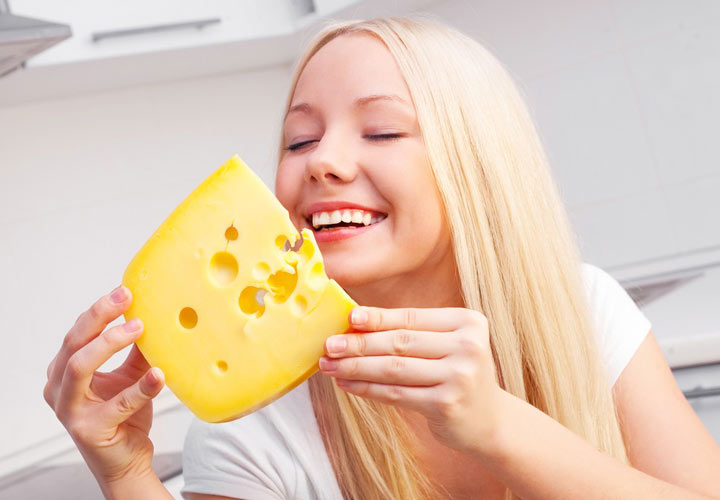 سلامت دندان - خواص پنیر