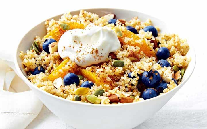 کینوا ستارهی خوراکیهایِ رژیم غذاییِ کاهش وزن است