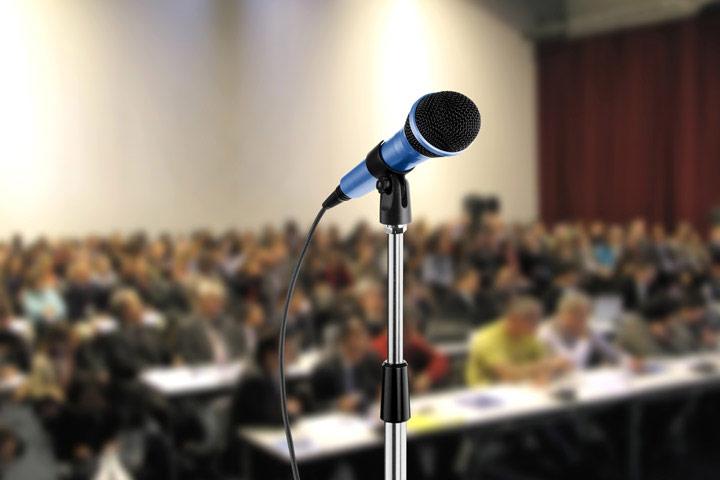 میکروفن - ۳۱ روش برای خراب کردن یک سخنرانی عالی