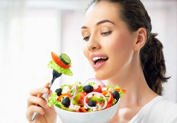 حجم معده - غذاخوردن یا ذهن آگاهی موجب می شود ظرفیت معده کاهش یابد.