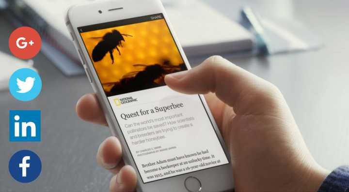 وبلاگ نویسی ، استفاده از شبکه های اجتماعی