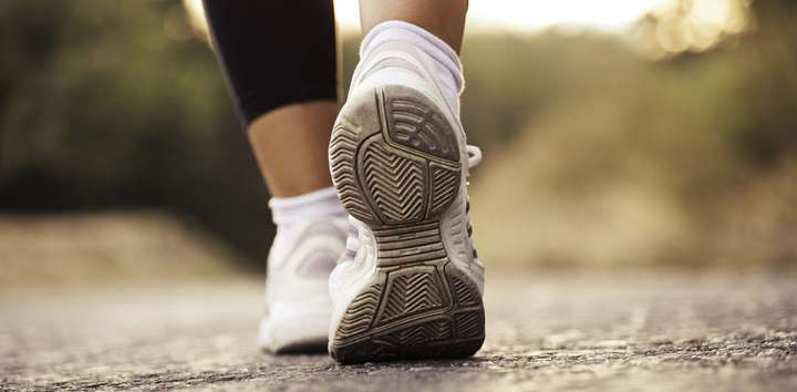قدم زدن برای کوچک کردن شکم بسیار مفید است