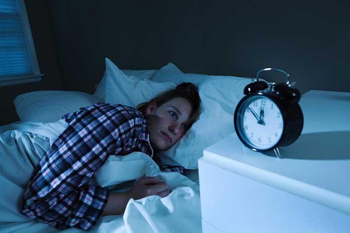 مشکلات خواب مرتبط با ساعت بیولوژیک بدن