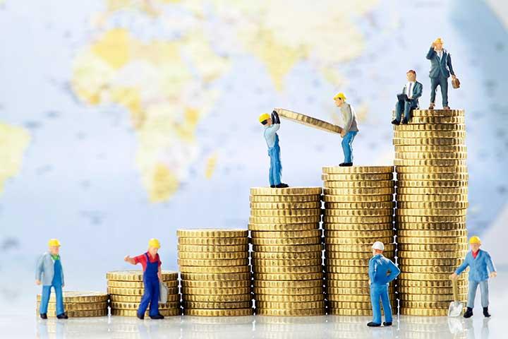 منابع مهم برای تشکیل و انباشت سرمایه