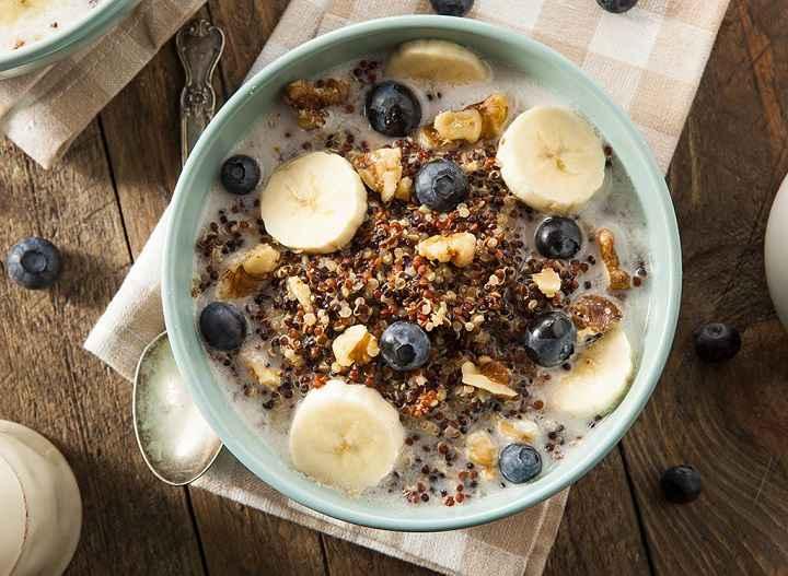 صبحانه همراه با پروتئین برای کوچک کردن شکم لازم است