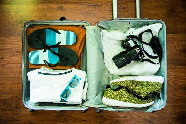 آماده کردن وسایل پیش از سفر برای کاهش استرس مسافرت