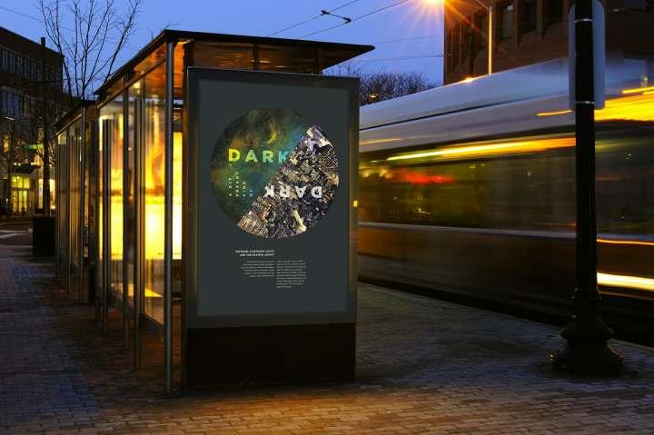 پوستر تبلیغاتی - محل نصب پوستر