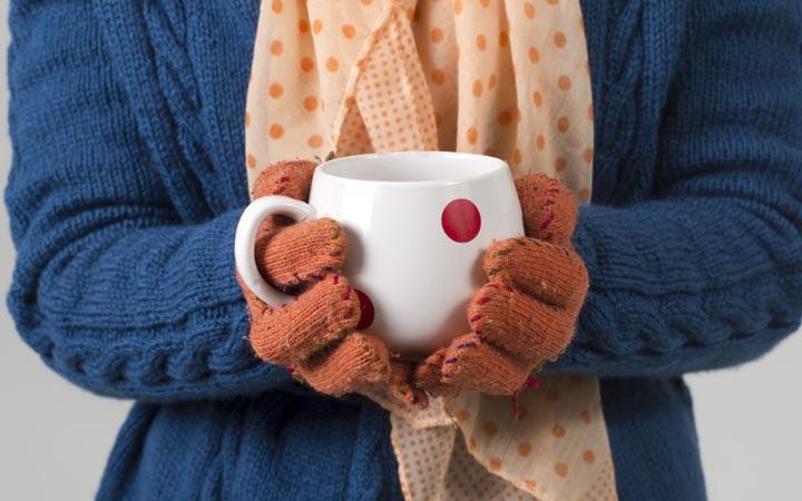 چای زنجبیل در فصل سرد بسیار مناسب است - غذاهای مناسب فصل سرد